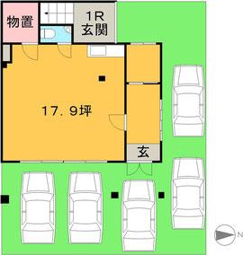 賃貸・大家直接・鉄骨造・マンション・岐阜市・テナント