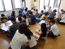 子供会 イベント 陶芸