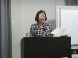 講師の進藤多万先生のご専門は漢詩