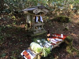 宮田の山神社