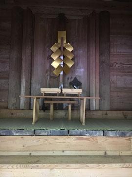 大呂神社大祓式