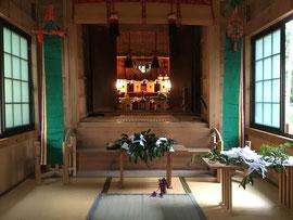 美用神社夏祭
