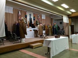平和観音祈りの集い