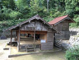 島根県奥出雲町 大呂神社