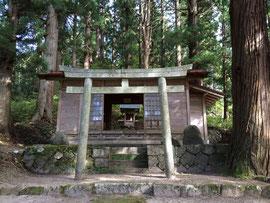 萬歳山之神社