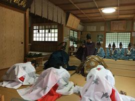 福成神社秋祭