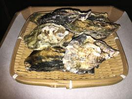 神饌の牡蠣
