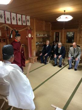 羽鳥神社 宮司挨拶