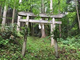 野田山神社