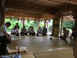 大呂神社総代会