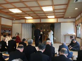神社庁長表彰式