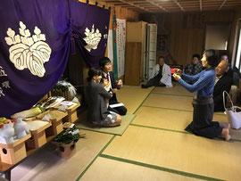 熊野神社 初宮詣