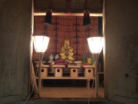 菅澤神社 大祭神饌