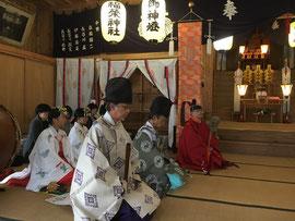 福榮神社秋季大祭