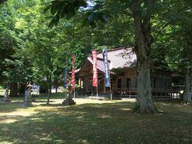 多里神社 夏祭