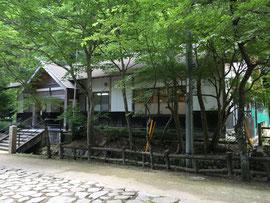 鳥取県神社庁舎