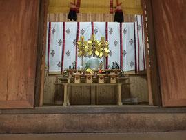 多里神社春季大祭