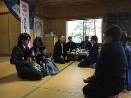 菅澤神社 七五三詣