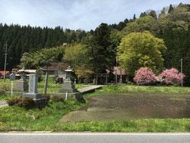 多里神社全景