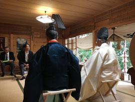 羽鳥神社の大祭典
