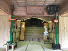 大呂神社春季大祭