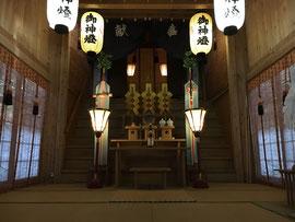 福榮神社 歳旦祭
