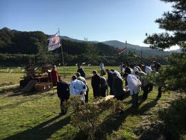 神幸式 お旅所祭