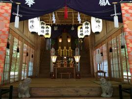 福榮神社夏祭