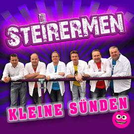"""STEIRERMEN mit ihrem Debüt-Teilalbum """"KLEINE SÜNDEN"""""""