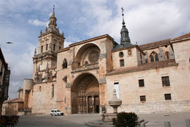 Cathedral Burgo de Osma - Camino Santiago Soria