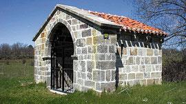 Ermita de San Andrés - Camino Santiago Soria