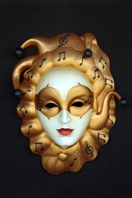 M scara gianduia - Mascaras venecianas decoracion ...