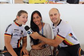 Lustiges Interview mit Max Levy