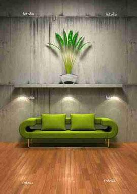 http://jp.fotolia.com/id/3463599 Contemporary interior 01 © Ali Ender Birer #3463599