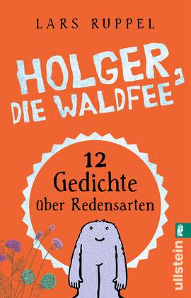 Buchcover Holger, die Waldfee