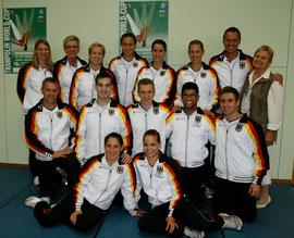 Mannschaft des DTB