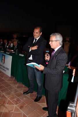 Massimo D'Aguanno e Biagio Girlando