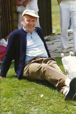 Boris in Zuoz in 1991