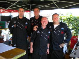 """Das Grillteam """"Traunsee BBQ Grillers"""""""