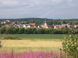Mähring in der Oberpfalz