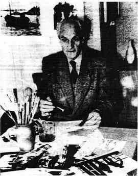 P. Friedrichsen, © Hamburger Anzeiger Oktober 1953