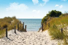 Basenfasten und Ostsee Strand
