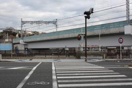 JR久里浜駅交差点