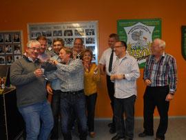 Sieger 2013: Der Gemeindeausschuss St. Suitbert