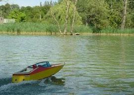 Modélisme bateaux racer  Sélestat