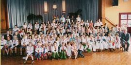 1993 рік. 40-рччя школи