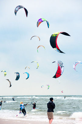 Kitesurf Worldcup 2011 Sankt Peter Ording