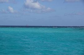 29° Wassertemperatur in der Karibik
