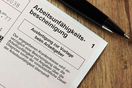 Lohnfortzahlungsbetrug Kurtz Detektei Berlin, Copyright Dennis Skley