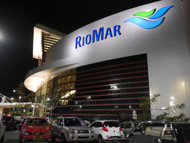 "Neues großes Shoppingcenter in Recife ""RioMar"" (Fluß/Meer)"